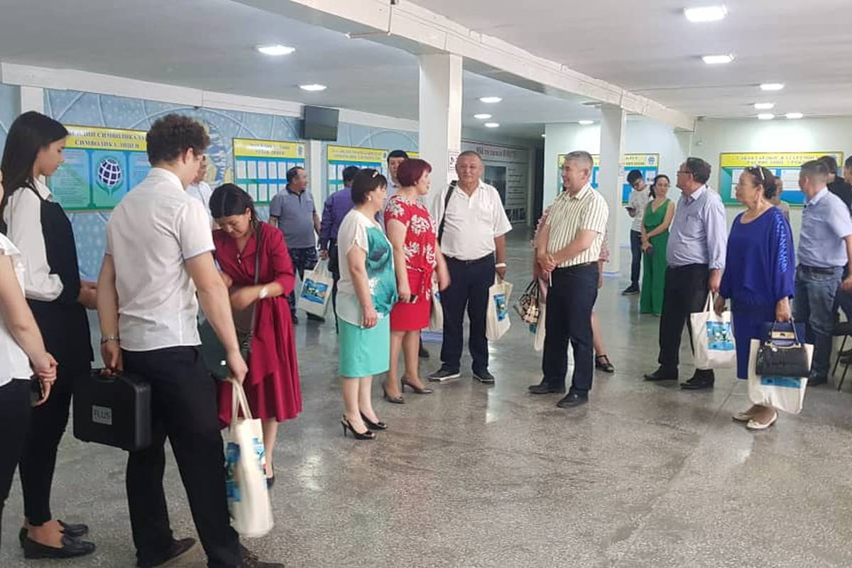 Создание безопасной образовательной среды в школах Кыргызстана: опыт и достижения