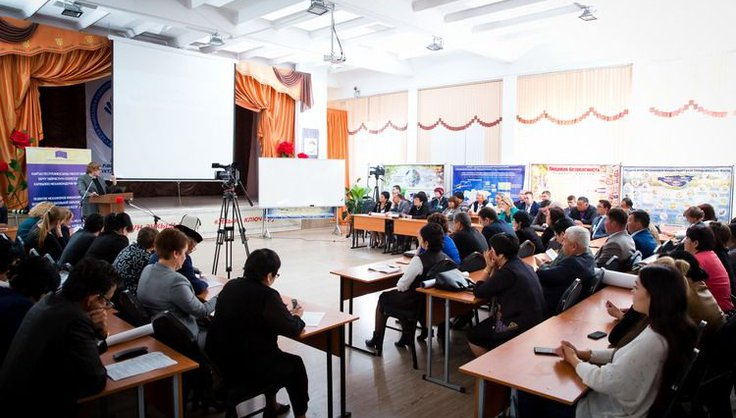 В Бишкеке обсудили проблемы безопасности образовательной среды