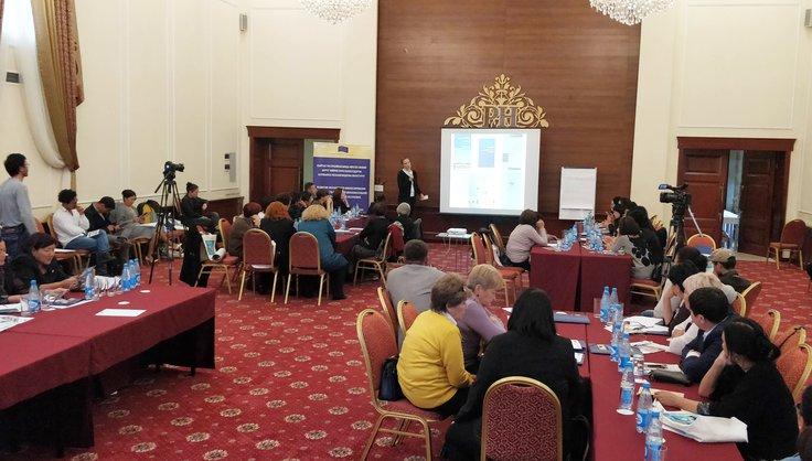 Безопасность образовательной среды в Кыргызской Республике: опыт и практика