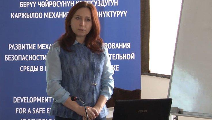 Кириленко Анна / Нормативы безопасности образовательной среды