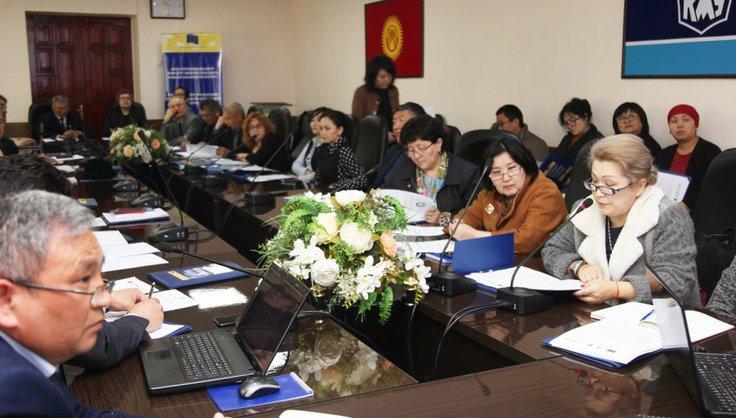 Безопасность школьной образовательной среды в Кыргызстане