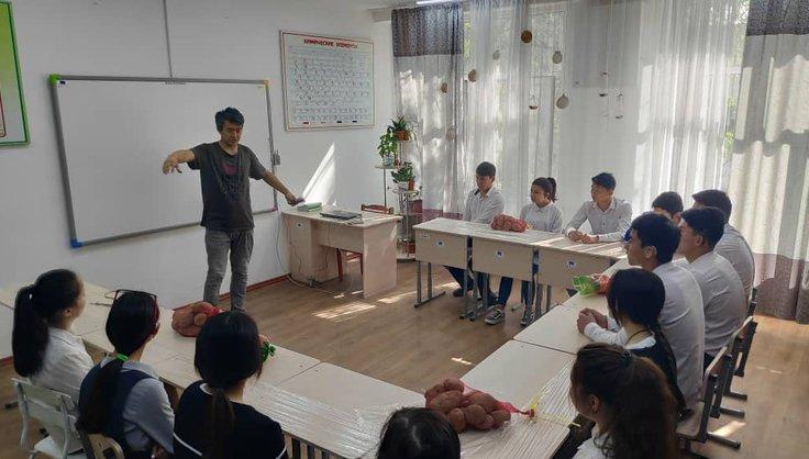 Безопасная школа - это школа для всех. Методики арт креативности для детей с особенностями