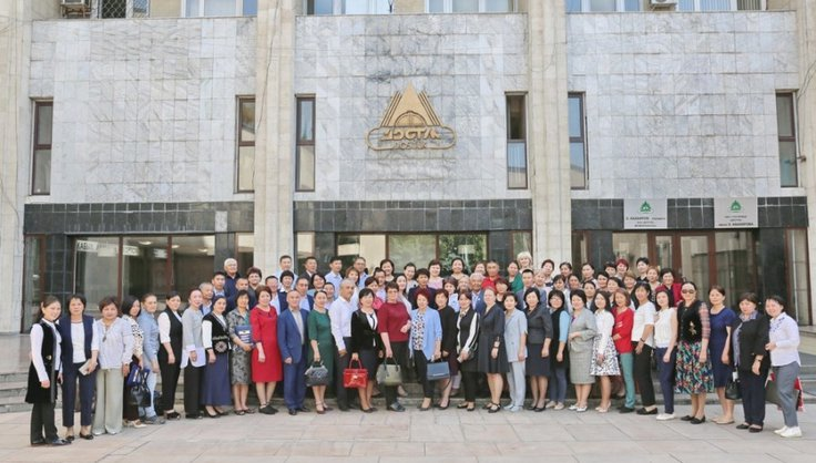 КТРК / Учителя со всего Кыргызстана обменялись опытом по безопасности образовательной среды в школах