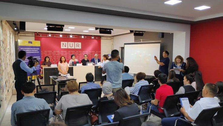Представителям СМИ рассказали о лучших практиках создания безопасной образовательной среды