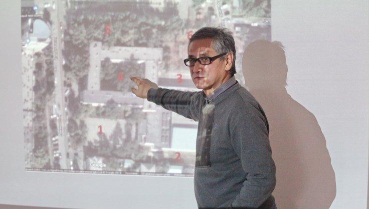 Джапаров Улан / Задание моделей безопасной школьной среды с помощью дизайна в пилотных школах КР