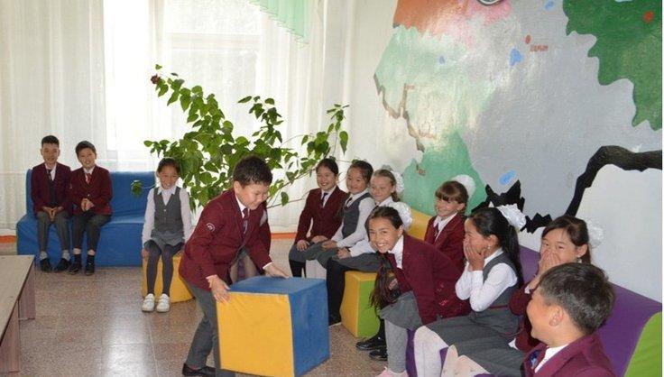 Living Asia / В каких школах хочется учится? Уникальный опыт Кыргызстана